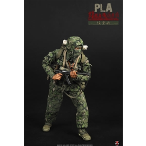 Soldier Story PLA Counterattack Against Vietnam in Self-Defense (SS-070)