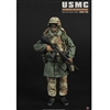 Boxed Figure: Soldier Story USMC 2nd Marine Division Operation Desert Saber Kuwait 1991 (SS-071)