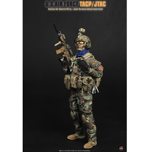 Boxed Figure: Soldier Story US Air Force TACP/JTAC (SS-075)