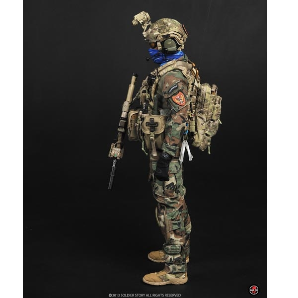 Monkey Depot - Boxed Figure: Soldier Story US Air Force TACP/JTAC ...
