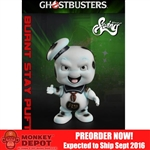 "Bobble Head: Soldier Story Ghostbusters 3.75"" Burnt Stay Puft (SMCS1610)"