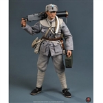 Boxed Figure: Soldier Story WWII - Eighth Route Army Gunner (SS-098)