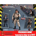 Boxed Figure: Soldier Story Ghostbuster (1984) -Egon Spengler (SS-GBI001SE)
