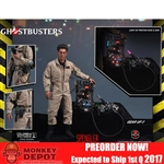 Boxed Figure: Soldier Story Ghostbuster (1984) -Egon Spengler (SS-GBI002)