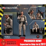 Boxed Figure: Soldier Story Ghostbuster (1984) - Dr. Peter Venkman (SS-GBI001)