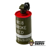 Grenade: Soldier Story Smoke Red