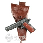 Pistol: Soldier Story US WWII .45 M1911 w/Holster