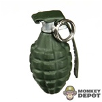 Grenade: Soldier Story US WWII Frag Pineapple (Metal)