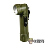 Flashlight: Soldier Story US WWII Angled Head