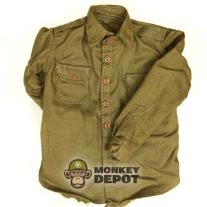 Shirt: Soldier Story US WWII Wool Service