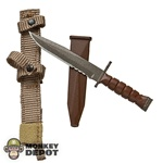 Bayonet: Soldier Story USMC Multipurpose w/MOLLE Scabbard