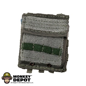 Pouch: Soldier Story Admin Green MOLLE