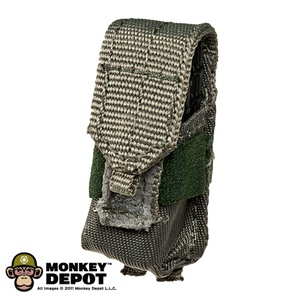 Pouch: Soldier Story Eagle M4 Mag Green MOLLE