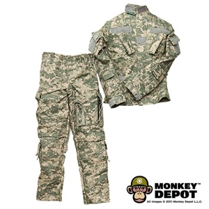 Fatigues: Soldier Story (A2CU) Army Aircrew Combat Uniform