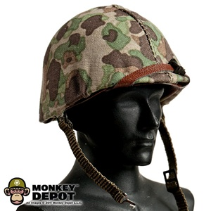 Helmet: Soldier Story US WWII M1 w/USMC Cover
