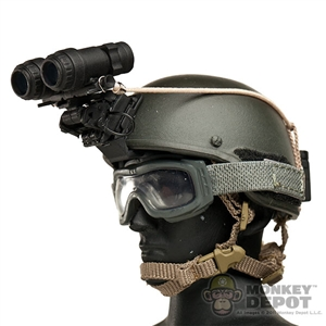 Helmet: Soldier Story MICH w/Goggles, PVS 9 NVG