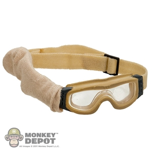 Goggles: Soldier Story ESS Type Tan w/Cover