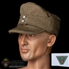 Hat: Soldier Story German M43 Gray