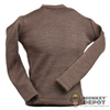 Shirt: Soldier Story Brown Long Sleeve