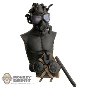 Gas Mask: Soldier Story MSA C420 PAPR Kit