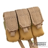 Pouch: Soldier Story 3 Cell M4 Magazine - Tan