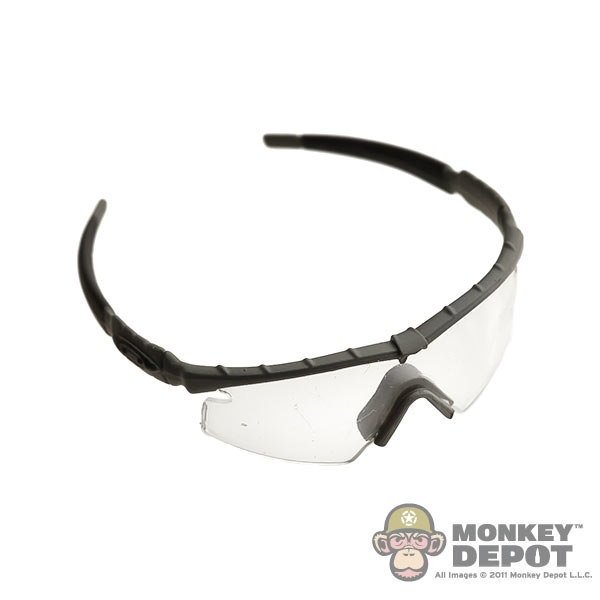 Oakley Clear Frame Glasses : Monkey Depot - Glasses: Oakley M Frame Clear Lens
