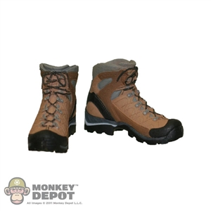 Boots: Soldier Story US Modern Brown