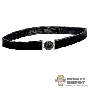 Belt: Soldier Story German WWII Officer Black