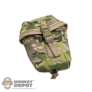 Pouch: Soldier Story 100 Round SAW MOLLE - Multicam
