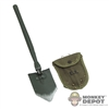 Tool: Soldier Story US Entrenching Tool w/ Cover (Metal)