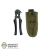 Tool: Soldier Story US Wire Cutters w/ Carrier