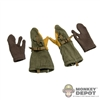 Gloves: Soldier Story US M-1951 Winter Trigger Mittens w/ Inserts