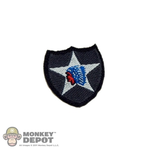 Insignia: Soldier Story US 2nd Infantry Patch