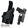 Pistol: Soldier Story M1911 Pistol w/ Gun Light & Safariland 6004 Tactical Holster