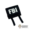 Pouch: Soldier Story FBI Admin Pouch Black