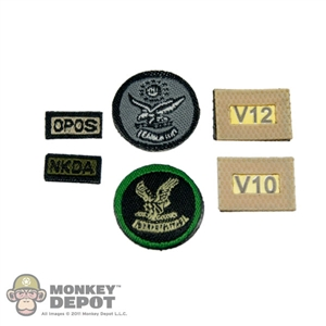 Insignia: Soldier Story FBI CIRG Patches