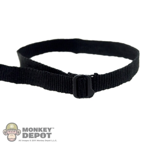 Belt: Soldier Story Black Duty Belt
