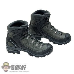 Boots: Soldier Story US Modern Black GTX (Socket Type)