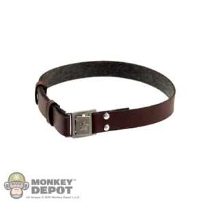 Belt: Soldier Story PLA Vietnam War Brown Leatherlike