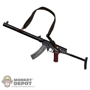Rifle: Soldier Story Type 64 Submachine Gun w/Integral Silencer