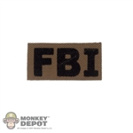 Insignia: Soldier Story FBI Patche