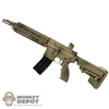Rifle: Soldier Story HK 416 w/Vltor Stock