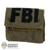 Pouch: Soldier Story FBI Admin Pouch
