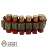 Pouch: Soldier Story Shotgun Shells w/Carrier
