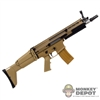 Rifle: Soldier Story MK16