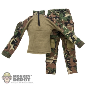 Uniform: Soldier Story Woodland Gen2 Combat