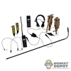 Radio: Soldier Story Radio W/MAST Antenna Relocation Kit & Pouches