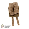 Pouch: Soldier Story 2 Pistol Mag Pouch MOLLE