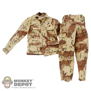 Uniform: Soldier Story Desert Battle Dress (Chocolate Chip)