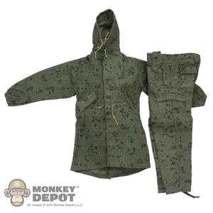 Uniform: Soldier Story Night Camouflage